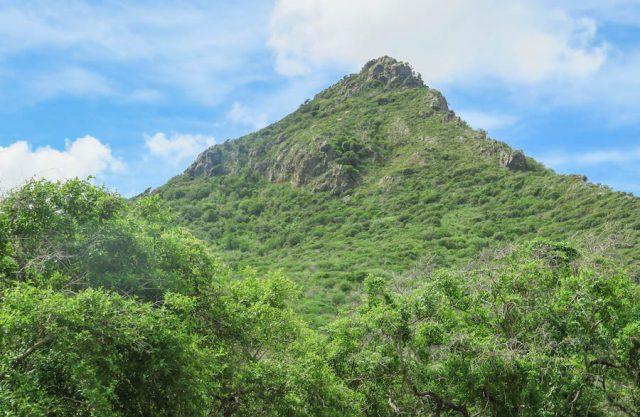Curacao Urlaub Karibik niederlaendische Antillen Christoffelberg