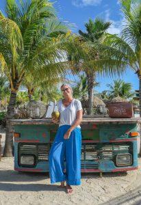 Curacao Urlaub Karibik niederlaendische Antillen Mood Beach