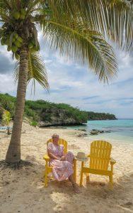 Curacao Urlaub Karibik niederlaendische Antillen Playa Porto Mari