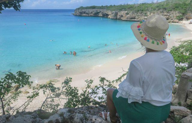 Curacao Urlaub Karibik niederlaendische Antillen große Knip
