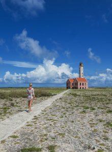 Curacao Urlaub Karibik niederlaendische Antillen Klein Curacao Leuchtturm