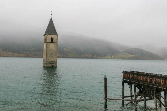 Suedtirol Urlaub Vinschgau Reschensee