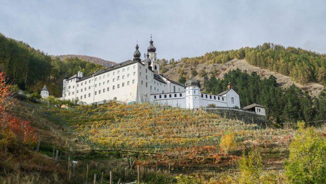 Suedtirol Urlaub Vinschgau Marienkloster
