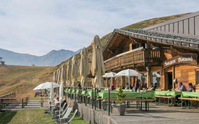Suedtirol Urlaub Vinschgau Plantapatsch Hütte