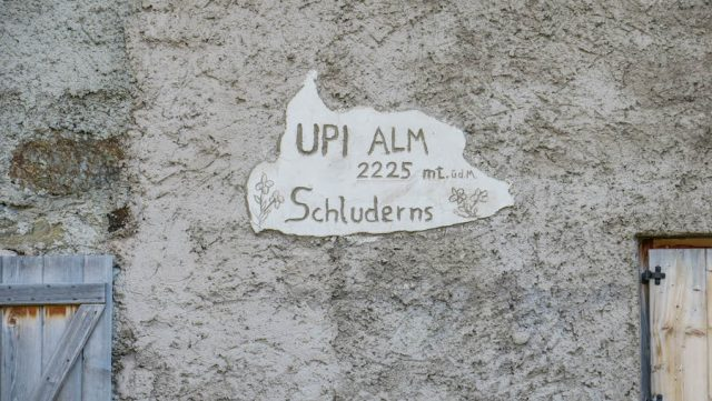 Suedtirol Urlaub Vinschgau Upiaalm