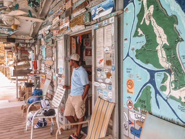 Bahamas Exumas Yacht Charter Compass Cay