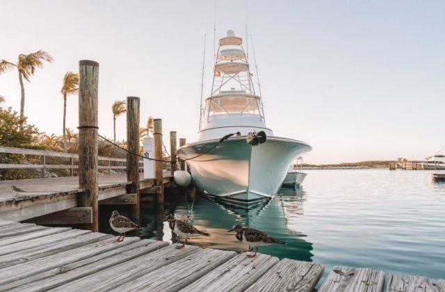 Bahamas Exumas Yacht Charter Highborne Cay