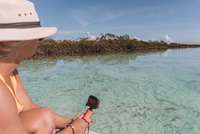 Bahamas Exumas Yacht Charter Shroud Cay