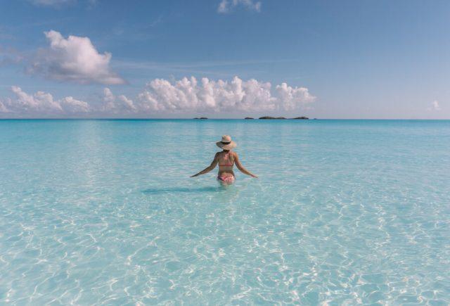 Bahamas Exumas Yacht Charter Shroud Cay Dream Beach