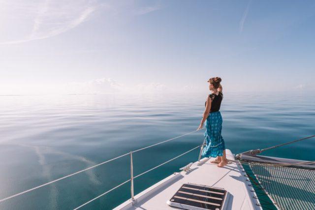 Bahamas Exumas Yacht Charter Shroud Cay Segeln Toern