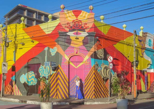 Brasilien Urlaub Ceara Fortaleza Kulturmuseum