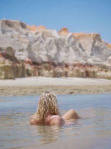 Brasilien Urlaub Ceara Fortaleza Praia das Fontes