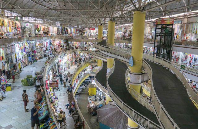Brasilien Urlaub Ceara Fortaleza Mercato Central