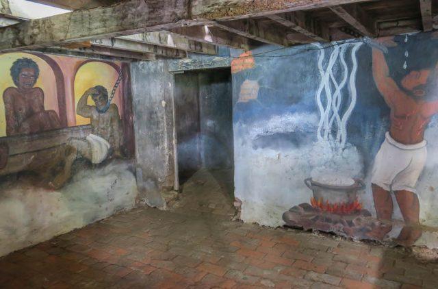 Brasilien Urlaub Ceara Fortaleza Zuckerrohr Fabrik Slavereimuseum