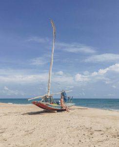 Brasilien Urlaub Ceara Fortaleza Boot