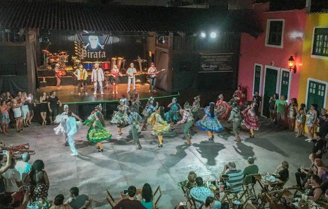 Brasilien Urlaub Ceara Fortaleza Pirate Bar