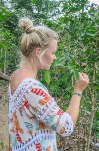 Brasilien Urlaub Ceara Fortaleza Kaffeeplantage Aguas Finas Kaffeebohnen
