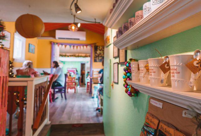 Key West Florida Sehenswuerdigkeiten Midway Cafe