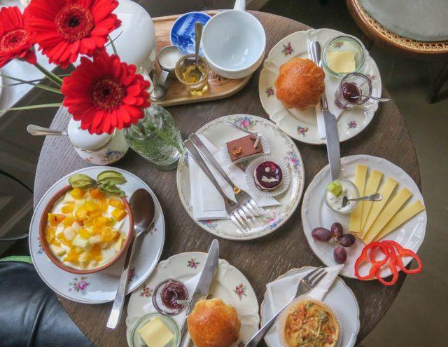Weihnachtsmarkt Stuttgart Tipps Tarte & Törtchen Frühstück
