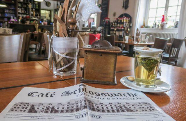 Weihnachtsmarkt Stuttgart Tipps Ludwigsburger Schloss Cafe