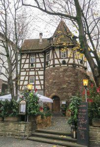 Weihnachtsmarkt Stuttgart Tipps Weinstube Schellenturm