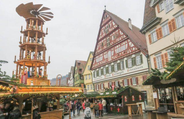 Weihnachtsmarkt Stuttgart Tipps Esslinger Weihnachtsmarkt Hauptplatz
