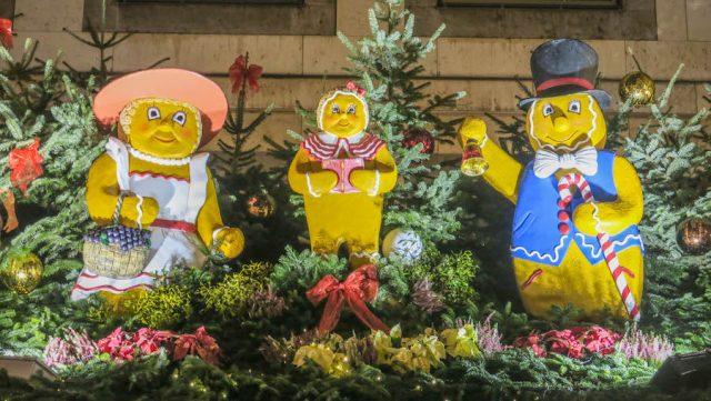 Weihnachtsmarkt Stuttgart Tipps Budendächer