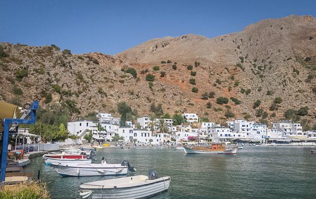 Griechenland Urlaub-griechische Inseln-Kreta Lutro