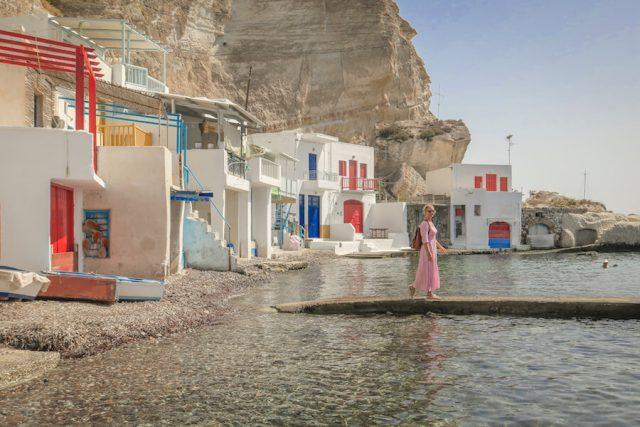 Griechenland Urlaub-griechische Inseln-Milos Klima