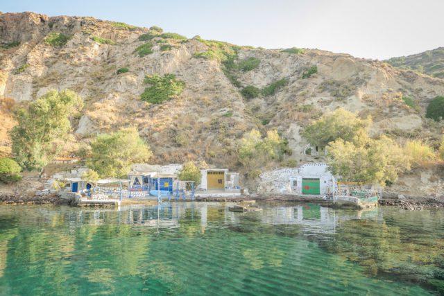 Griechenland Urlaub-griechische Inseln-Milos Segeltour