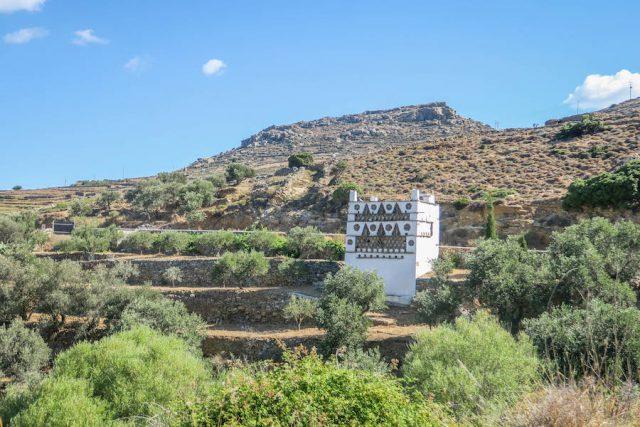 Griechenland Urlaub-griechische Inseln-Tinos Taubenhaus