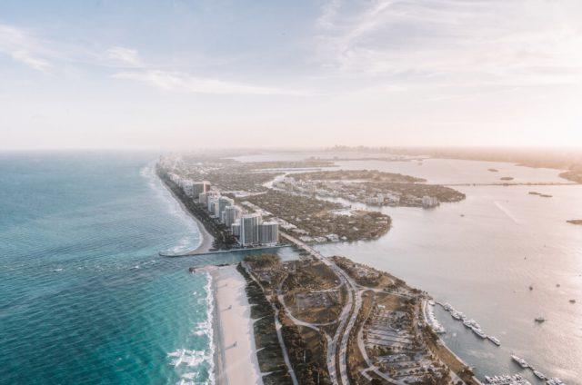 Miami Beach Sehenswuerdigkeiten Urlaub Helikopter Rundflug-2