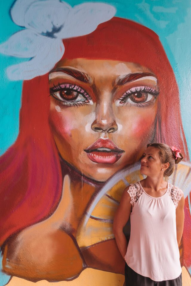 Miami Beach Sehenswuerdigkeiten Urlaub Little Havanna Graffiti