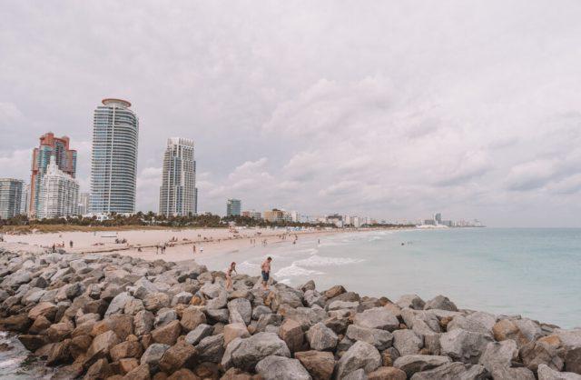 Miami Beach Sehenswuerdigkeiten Urlaub South Pointe Park Pier