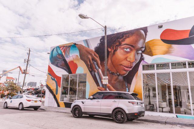 Miami Beach Sehenswuerdigkeiten Urlaub Wynwood Streetart