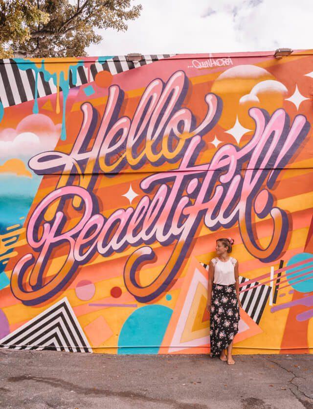 Miami Beach Sehenswuerdigkeiten Urlaub Wynwood Walls