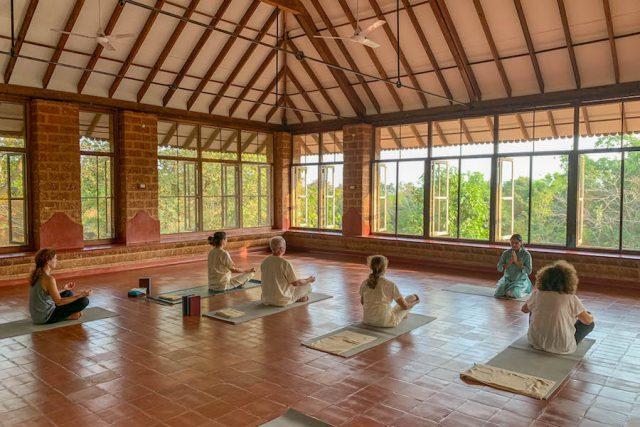 Yoga Urlaub Indien SwaSwara Yoga