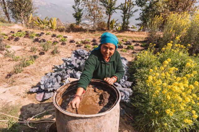 Dhulikhel Dwarikas Resort Nepal Bauer