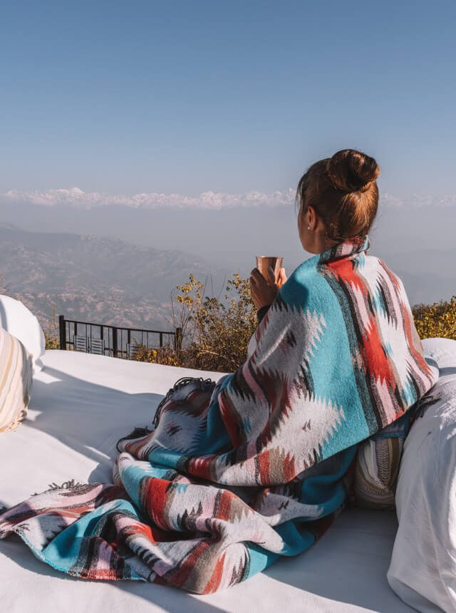 Dhulikhel Dwarikas Resort Nepal Himalaya