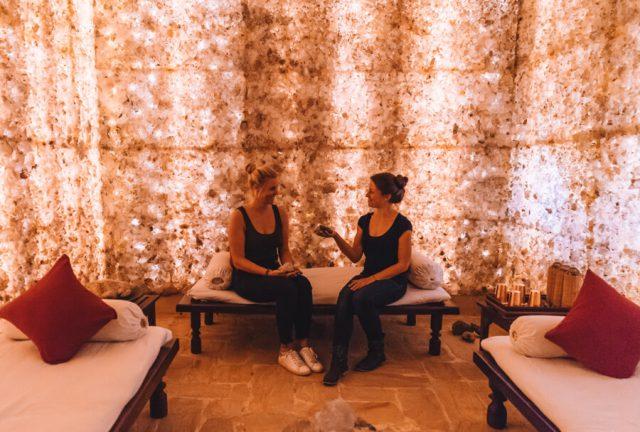 Dhulikhel Dwarikas Resort Nepal Kristall Haus