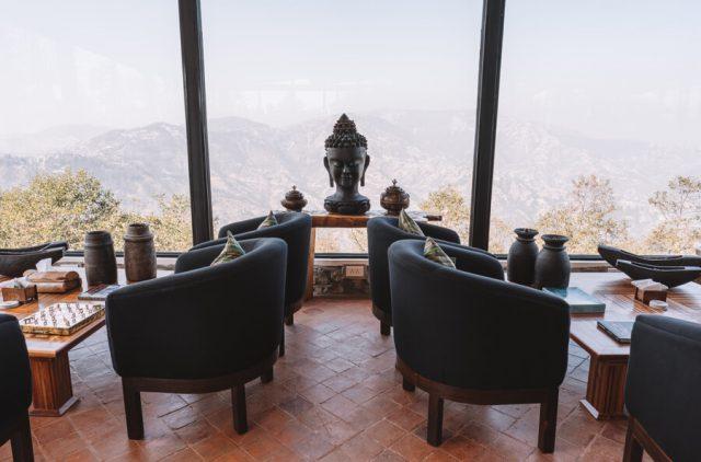 Dhulikhel Dwarikas Resort Nepal Lounge