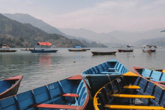 Highlights Nepal Pokhara Fewa See Bootstour