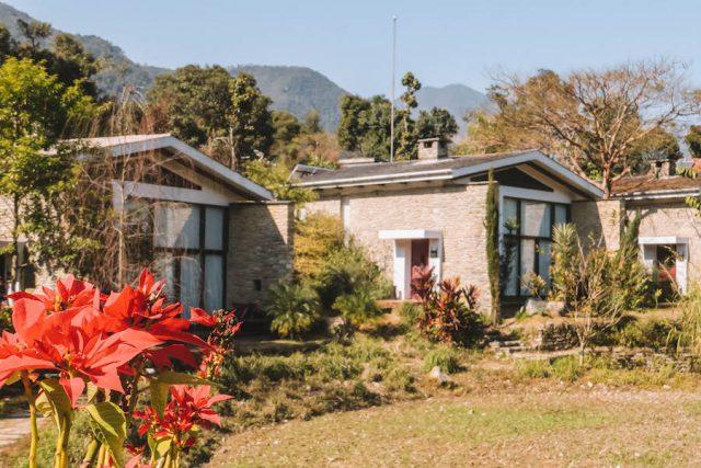 Highlights Nepal Pokhara Fewa See The Pavilions Himalayas Villa