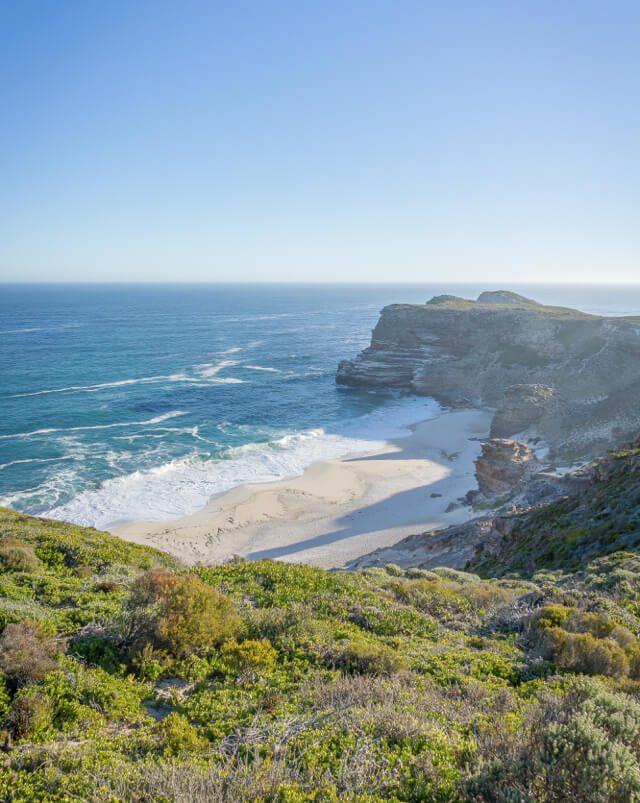 Kap der Guten Hoffnung Diaz Beach Kap Halbinsel Fynbos
