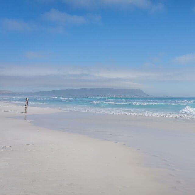 Kap der Guten Hoffnung Kap Halbinsel Noordhoek Beach