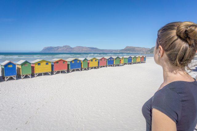 Kap der Guten Hoffnung Muizenberg Kap Halbinsel