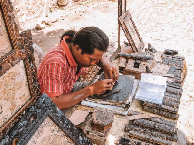 Bali Sehenswuerdigkeiten Kunsthandwerk