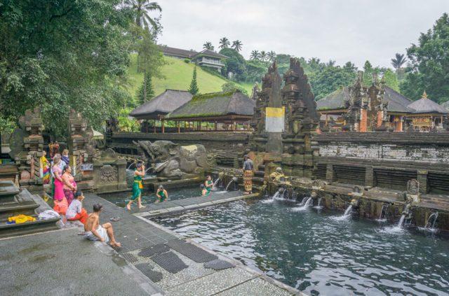 Bali Sehenswuerdigkeiten Pura Tirta Empul