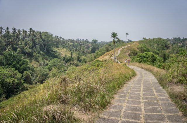 Bali Sehenswuerdigkeiten Ubud Campuhan Ridge Walk