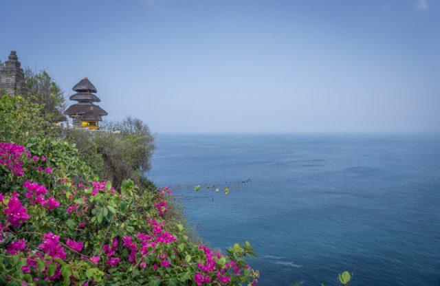 Bali Sehenswuerdigkeiten Uluwatu Tempel